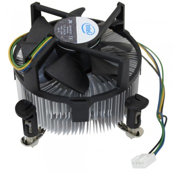 Intel Original CPU Heatsink + Fan For Dual Core
