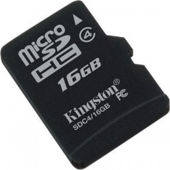Kingston 16 GB  MicroSD Memory Card