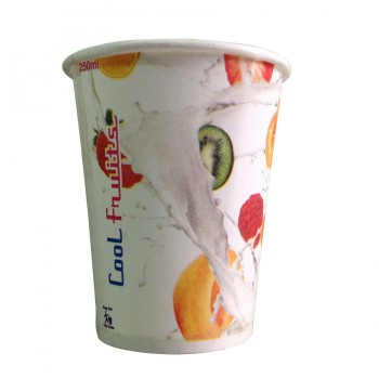Paper Cups 250ML(MC) 100 Pieces Per Pack
