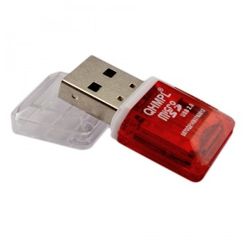 Micro SD/TF Card Reader QHM5570