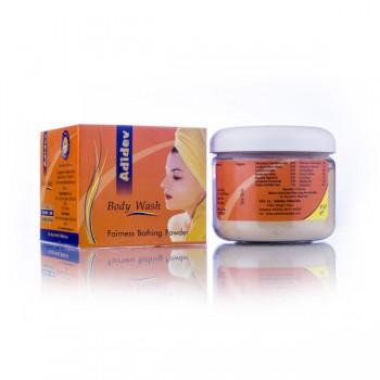 Adidev Herbals Natural Body Wash For Dry Skin(100Grams)