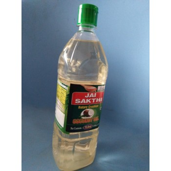 COCONUT OIL-500ML-100% VIRGIN COLD PRESSED-100% WOOD CRUSHED