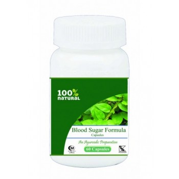 HAWAIIAN BLOOD SUGAR FORMULA CAPSULES