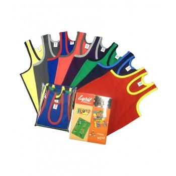 Lyril Infant Gym Vest - 9 Pcs Pack
