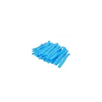 Bouffant caps/frill caps Blue Colour Non Wowen Pack of 100
