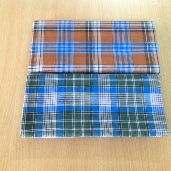 M K Cotton lungi 2Mtr small and big checked 1