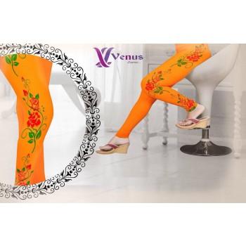 Trendy girls Full print leggings