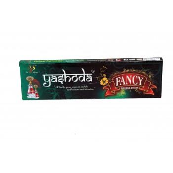 Yashoda Fancy Agarbatti 34-35 Incense Sticks 50 Gms a Pack