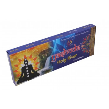 Yashoda Holy River Agarbatti 72-75 Incense Sticks 100 gms