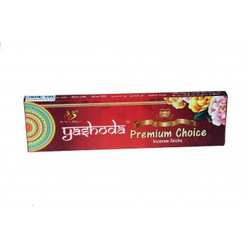 Yashoda Premium Choice Agarbatti 34-35 Incense Sticks 50 gms a Pack