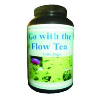 Hawaiian herbal go with the flow tea