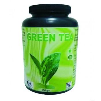Hawaiian herbal green tea