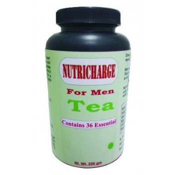 Hawaiian herbal nutricharge for men tea