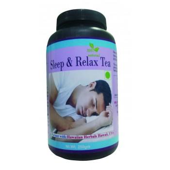 Hawaiian herbal sleep & relax tea