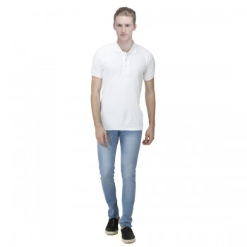 HALTUNG MENS SLIM FIT JEANS MW LBLUE-30 2