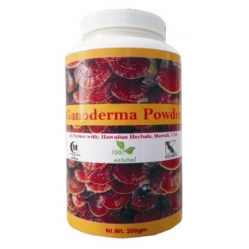 Hawaiian herbal ganoderma powder
