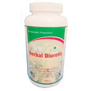 Hawaiian herbal diuretic powder