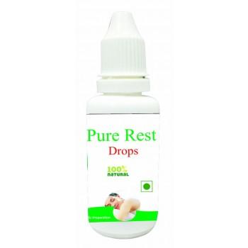 Hawaiian herbal pure rest drops