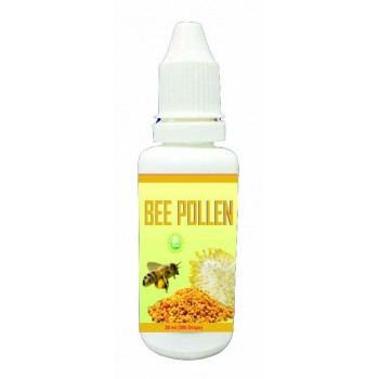 Hawaiian herbal bee pollen plus drops