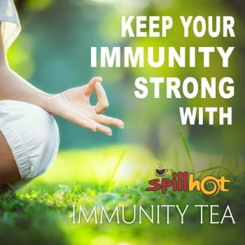 Spillhot Immunity Tea 2