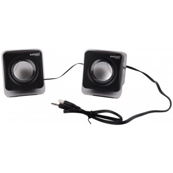 Zebion Muze Twin Speakers