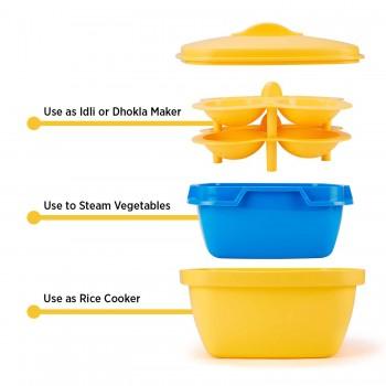 Oliveware - Idli Maker 3