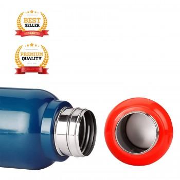 Oliveware Aura Insulated Steel Water Bottle 690 ML 1