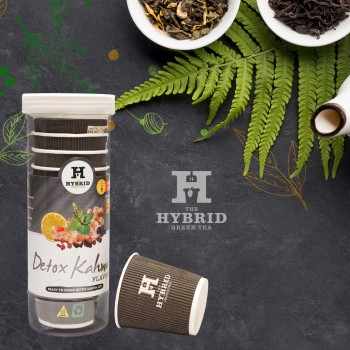THE HYBRID DETOX KAHWA (10 INSTANT CUPS) 1