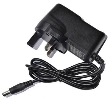 Power Adaptor AC INPUT 100-240V DC OUTPUT 12V / 5V 1 A