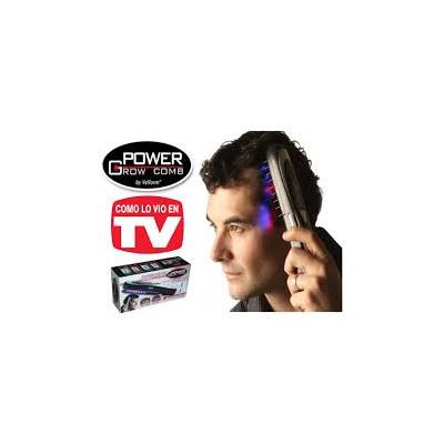 Power Grow -Laser Comb Kit Fast Results -Hair Growth Treatment