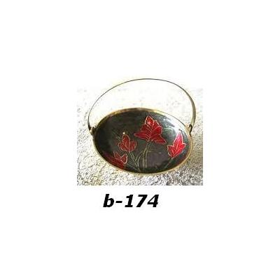 B-174 BASKET AND BOWLS