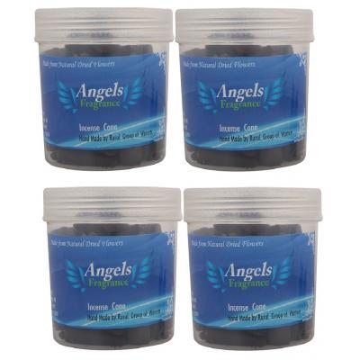 Angels Dhoop cone Mogra,Rose,Jasmine and Lavender