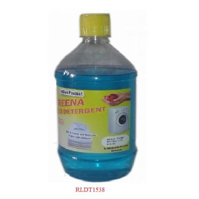 Reena Liquid Detergent 1 liter bottle