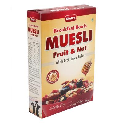 Breakfast Cereal - Muesli Fruit & Nut - 425 gms 1