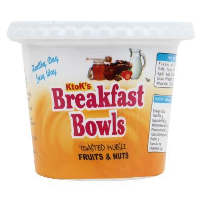 Ready to Eat Breakfast - Judst Add Water