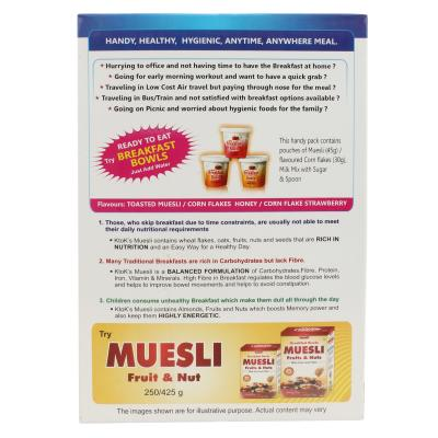 No Added Sugar Fruit & Nut Muesli 425 gms 2
