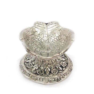 Brass Material Hand Shape Diya