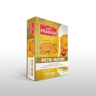 Methi Mathri