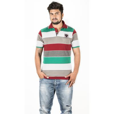 Multicolour Polo T-Shirt