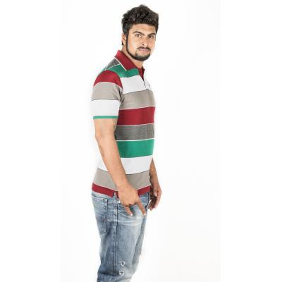 Multicolour Polo T-Shirt 1