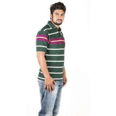 Green Polo T-Shirt 1