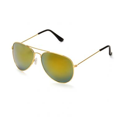 Gold Mercury Avaitor Sunglass 1
