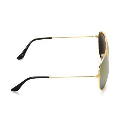 Gold Mercury Avaitor Sunglass 2