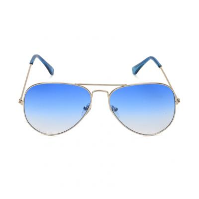 Blue Avaitor Sunglass