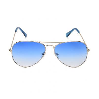 Blue Avaitor Sunglass