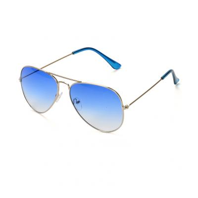 Blue Avaitor Sunglass 1