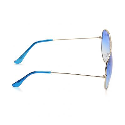 Blue Avaitor Sunglass 2