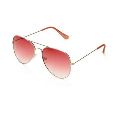 Red Avaitor Sunglass 1
