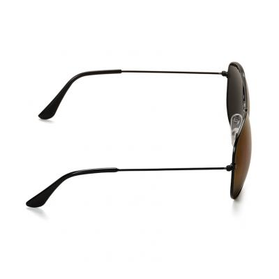Black Mercury Avaitor Sunglass 2