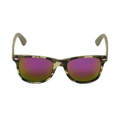 Green Mercury Wayfarer Sunglass
